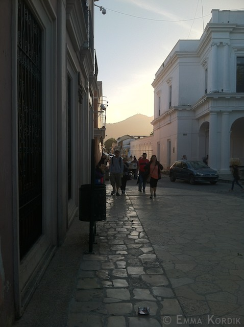 Streets of San Cristobal